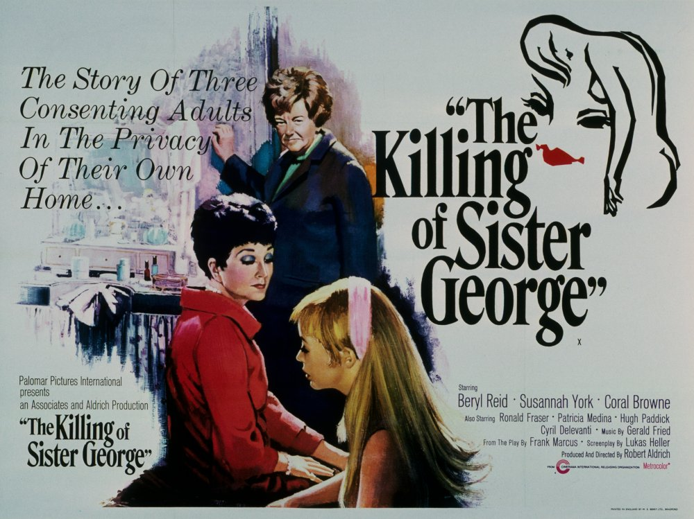 The BBFC files: The Killing of Sister George   BFI