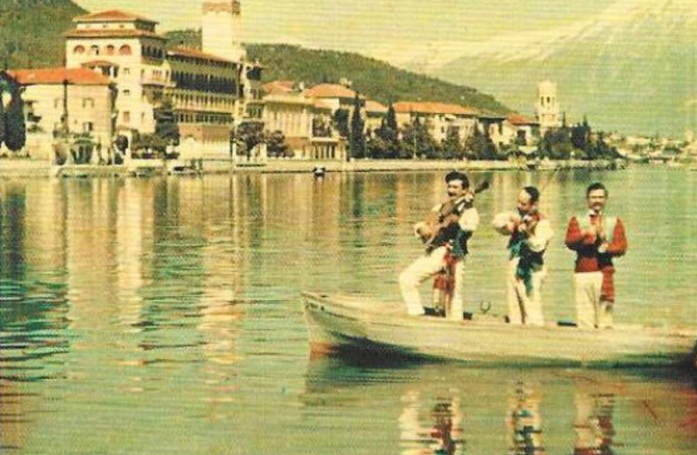 Lake Garda, Italy (1910)