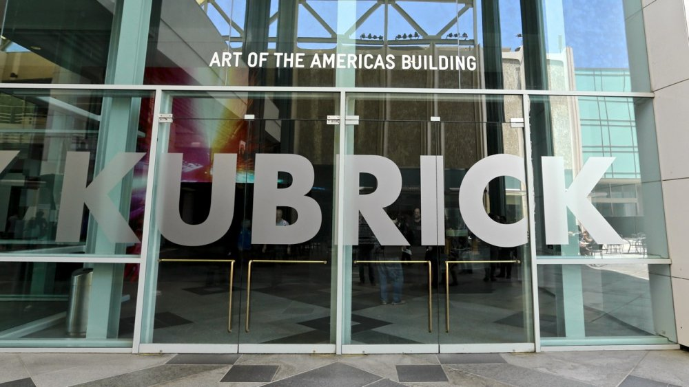 The Kubrick exhibition at Los Angeles County Museum of Art