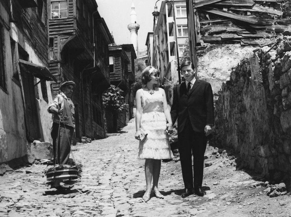 L'Immortelle (1963)