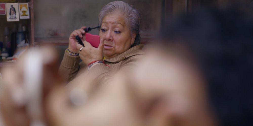 Nightclub matriarch Doña Olga aka 'Mami' in Laura Herrero Garvin's La Mami