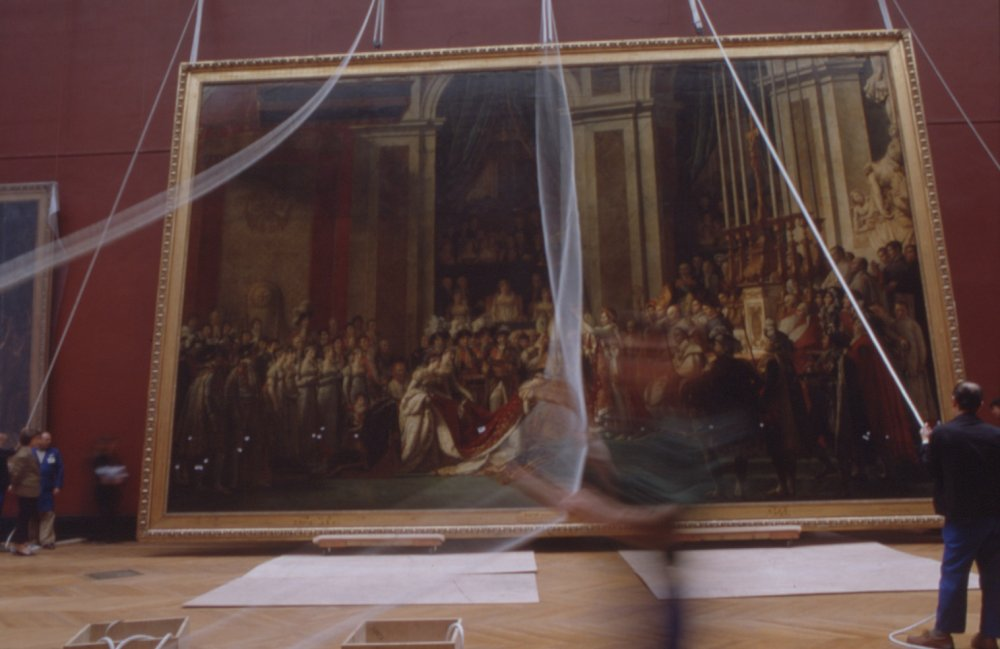 Louvre City (1990)