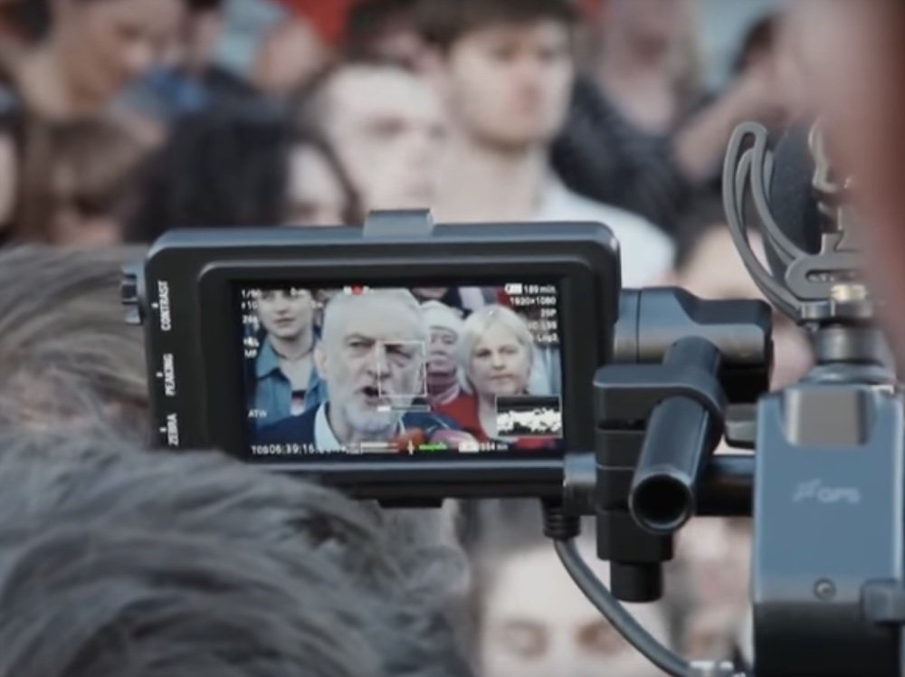 Labour party election broadcast 2017, directed by Ken Loach