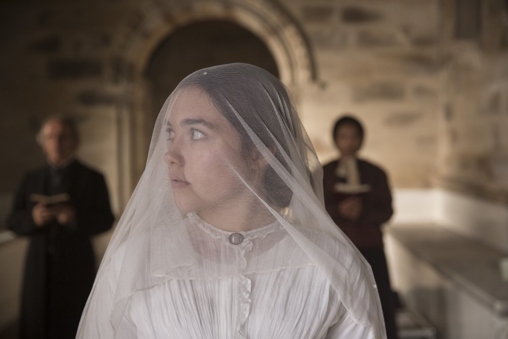 Florence Pugh as the titular character in William Oldroyd's adaptation of Nikolai Leskov's Lady Macbeth of the Mtensk District