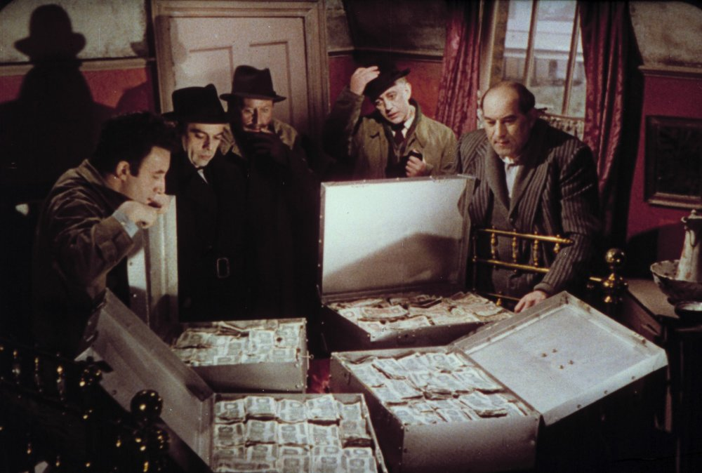 The Ladykillers (1955)