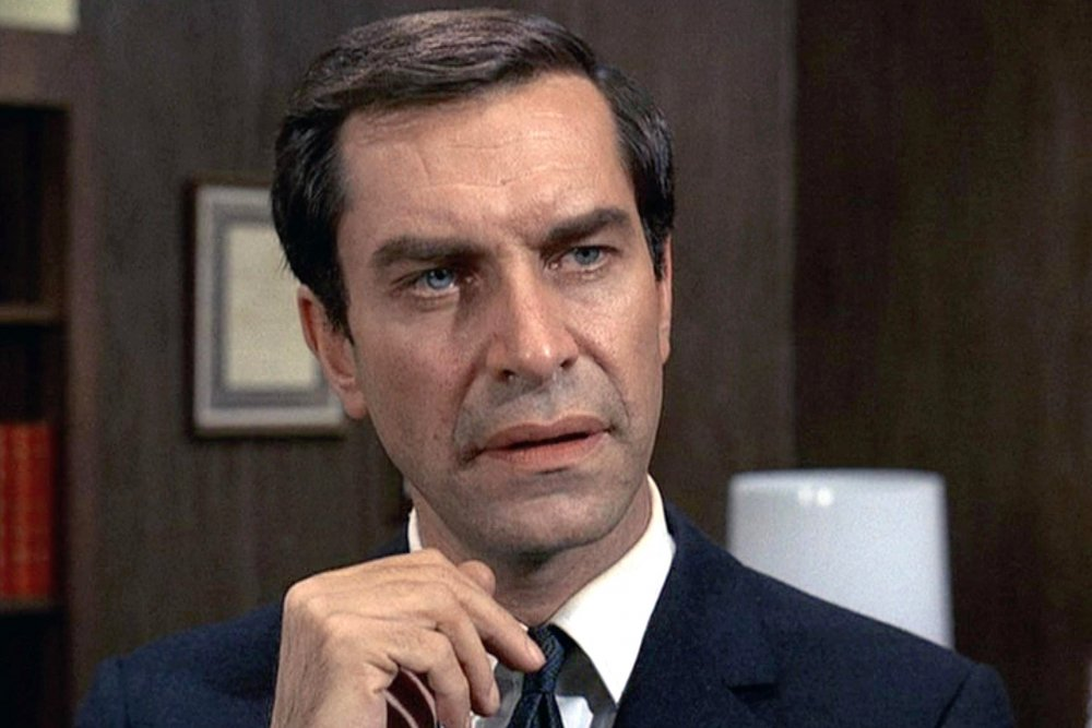 Martin Landau played Rollin Hand in the first three seasons of Mission: Impossible (1966-69)