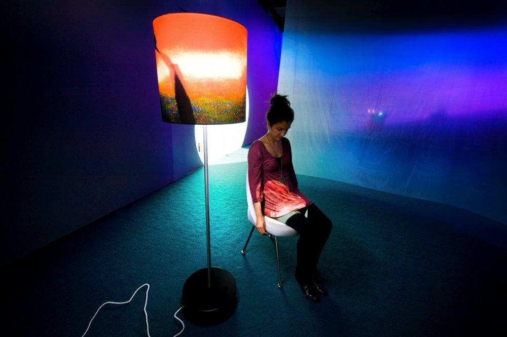 Lap Lamp (2006)