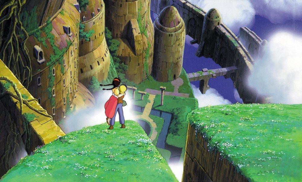 Laputa, Castle in the Sky (1986)