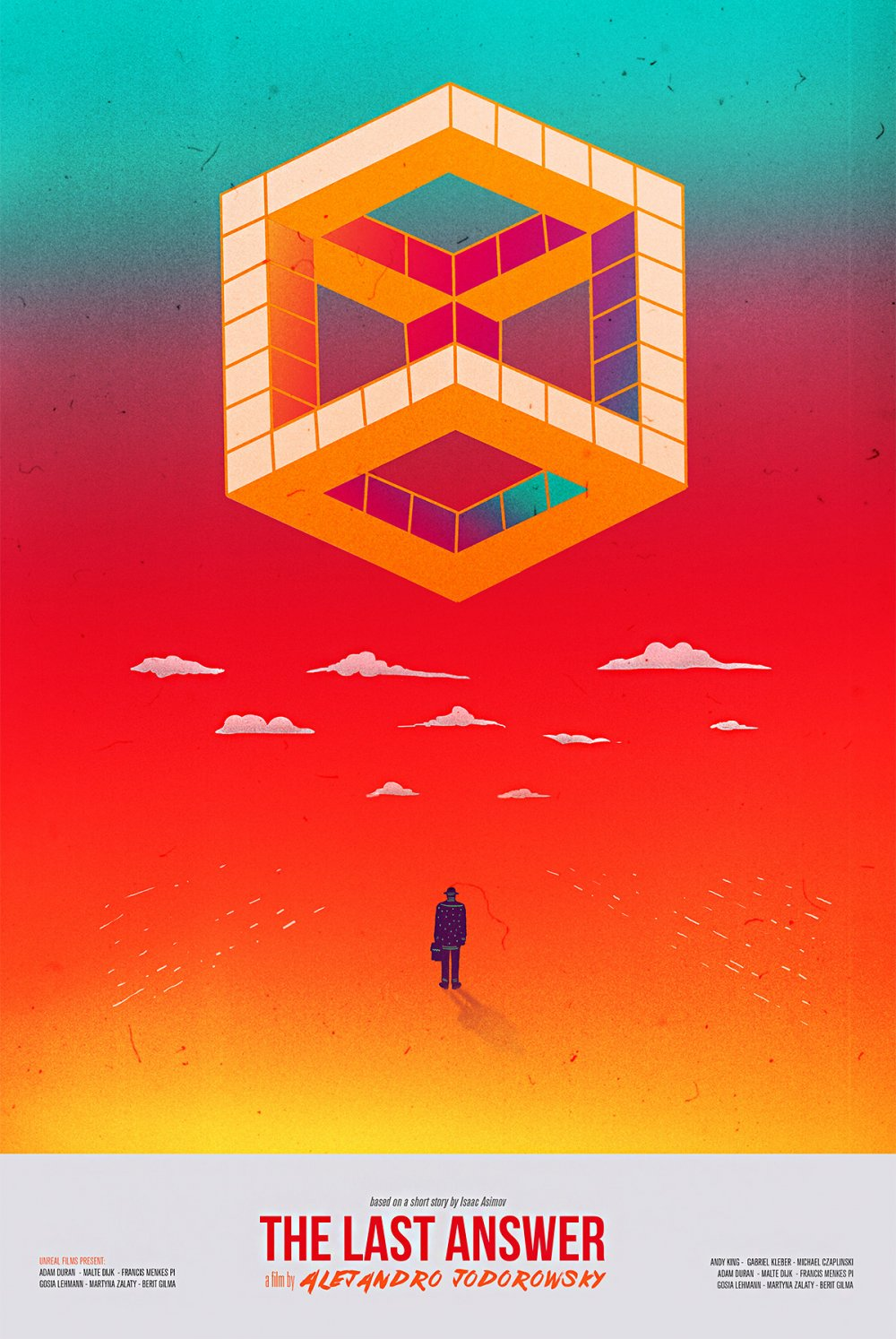 Poster for imaginary Jodorowsky film wins #BFIVoyager ...
