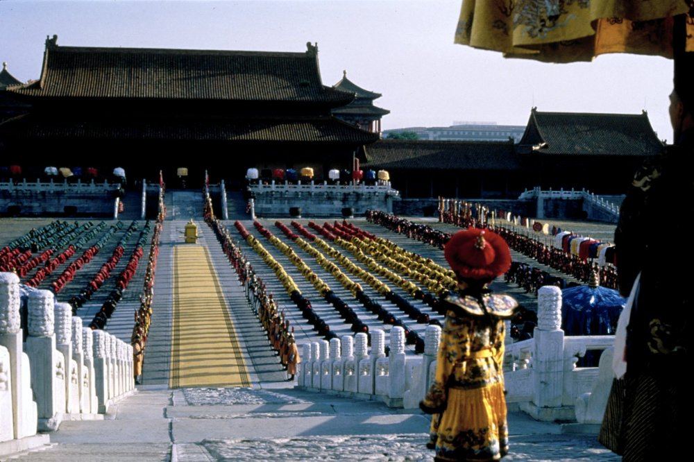 A visual feast: The Last Emperor (1988)