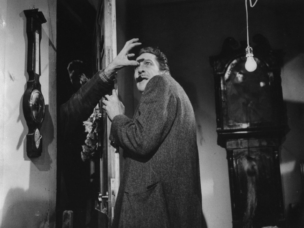 The Last Man on Earth (1964), a key infuence on Night of the Living Dead