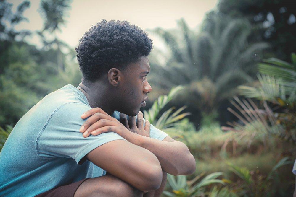 Sam Adewunmi as Femi in The Last Tree