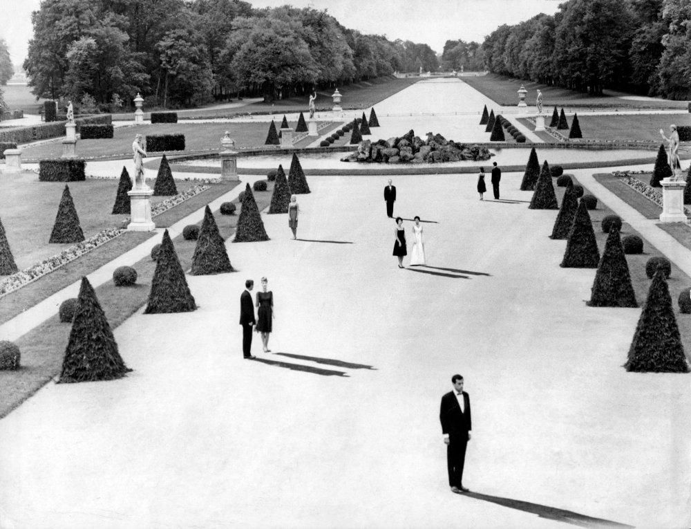 Last Year at Marienbad (L'Année dernière à Marienbad, 1961)