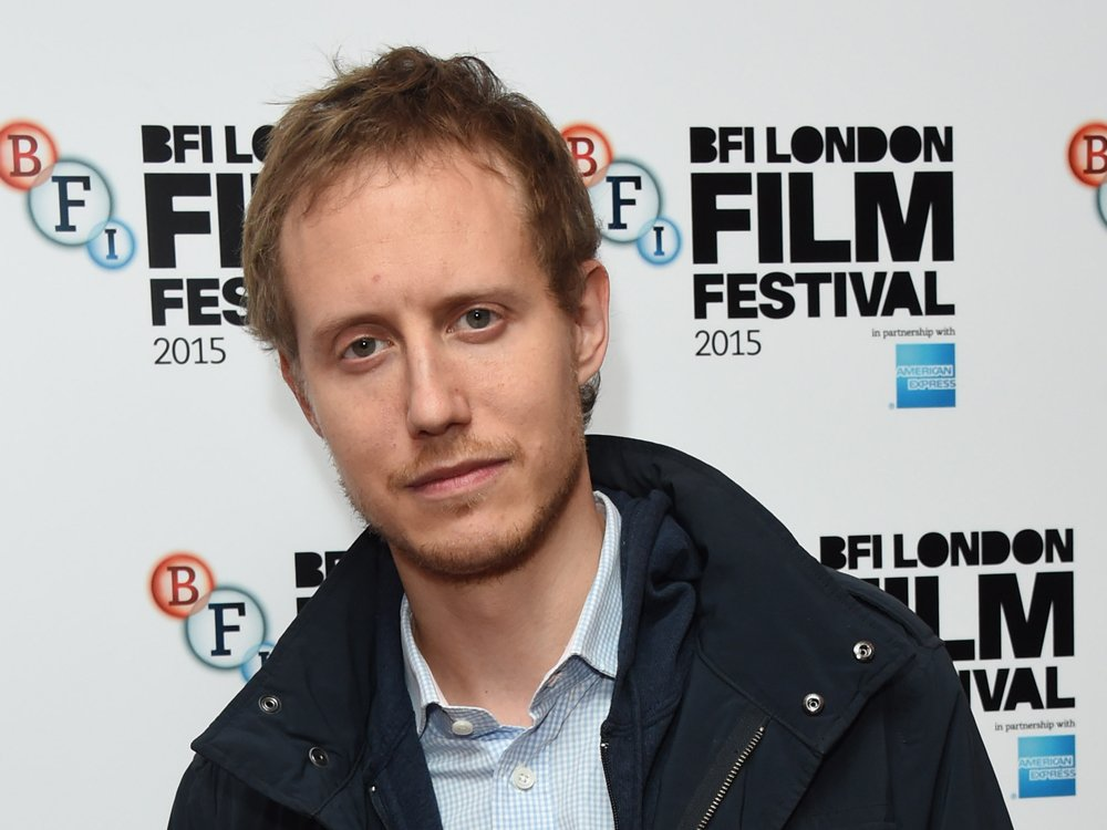 Director László Nemes at the Son of Saul photocall during the BFI London Film Festival