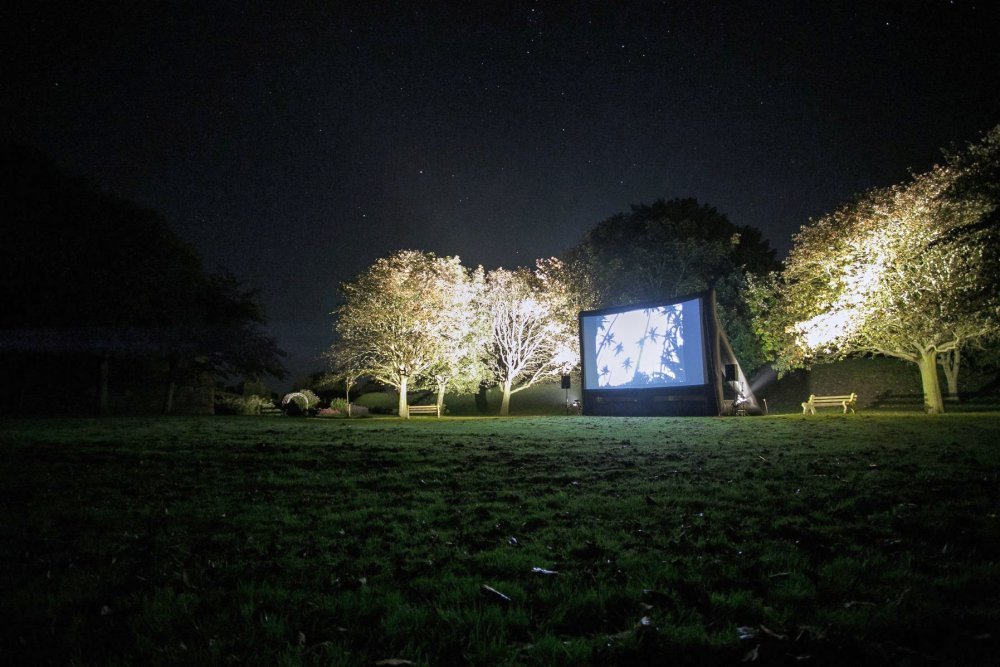 A Lullaby for the Sorrowful Mystery screening at the 2019 Berwick Film Festival