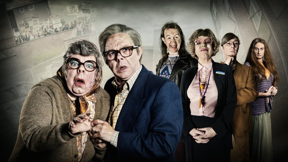 The League of Gentlemen anniversary specials (2017)