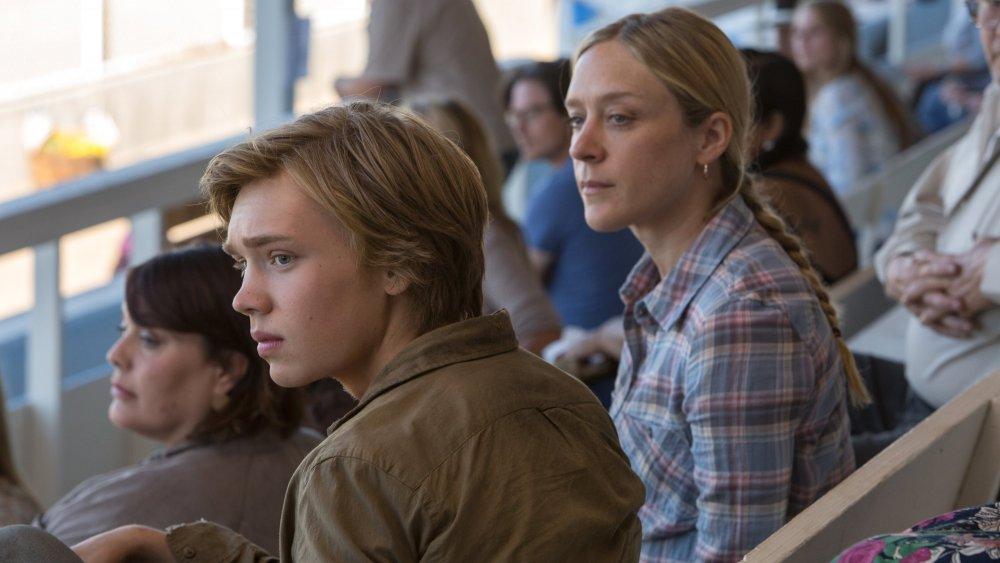 Plummer with Chloë Sevigny as Bonnie