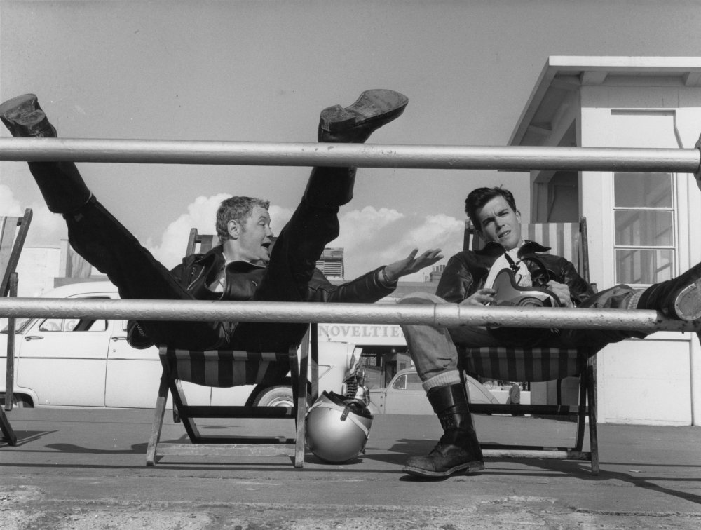 The Leather Boys (1964)