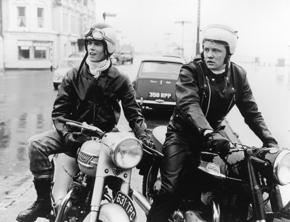 10 great biker films bfi for The sutton