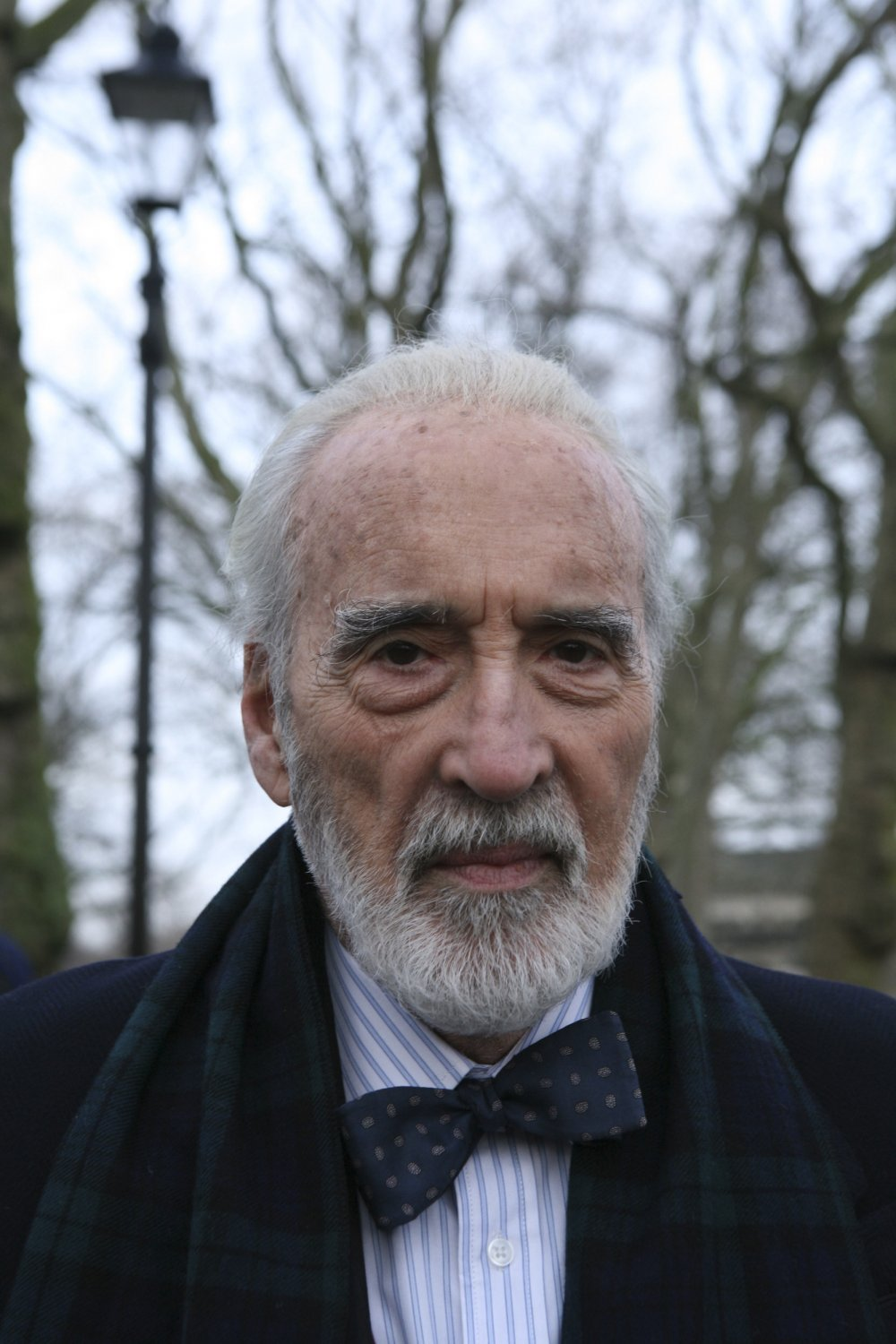 Christopher Lee in Stephen Poliakoff's Glorious 39 (2009)