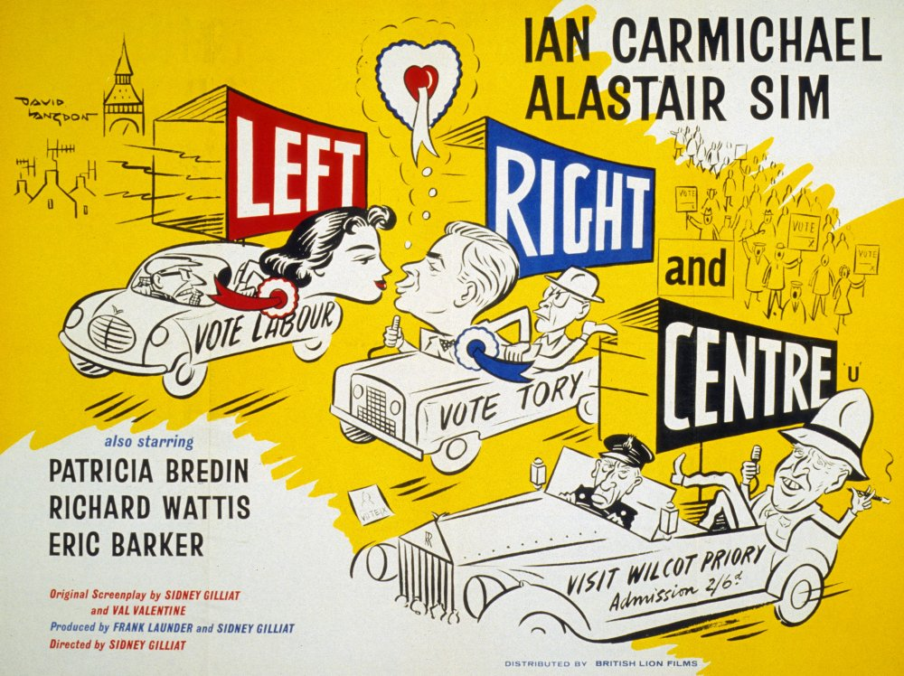 Left, Right and Centre (1959)