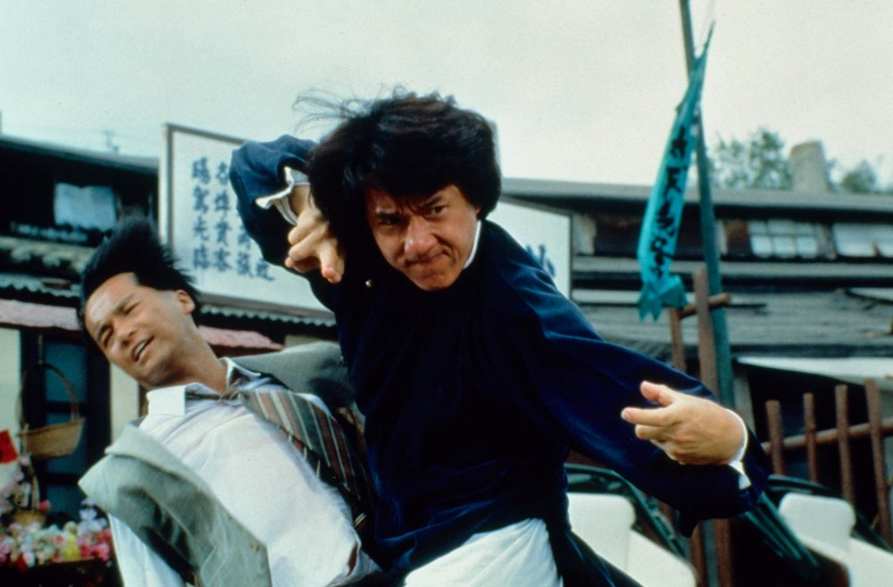 Legend of the Drunken Master (1994)