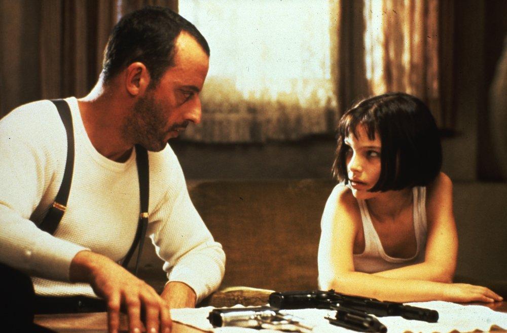 Natalie Portman in <span>Léon</span> (1994)