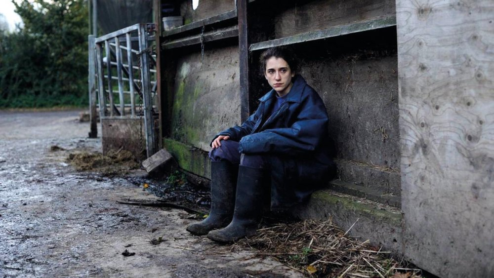 The Levelling (2016), shot by Nanu Segal