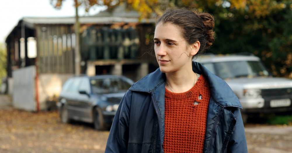 Ellie Kendrick as Clover Catto in Hope Dickson Leach's The Levelling