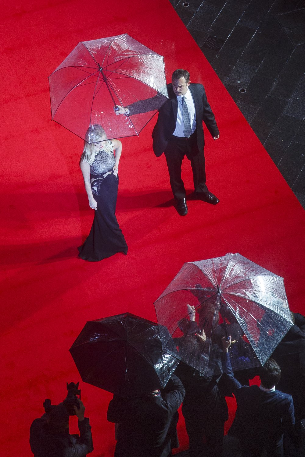 Reese Witherspoon attends the premiere of Wild at the 58th London Film Festival