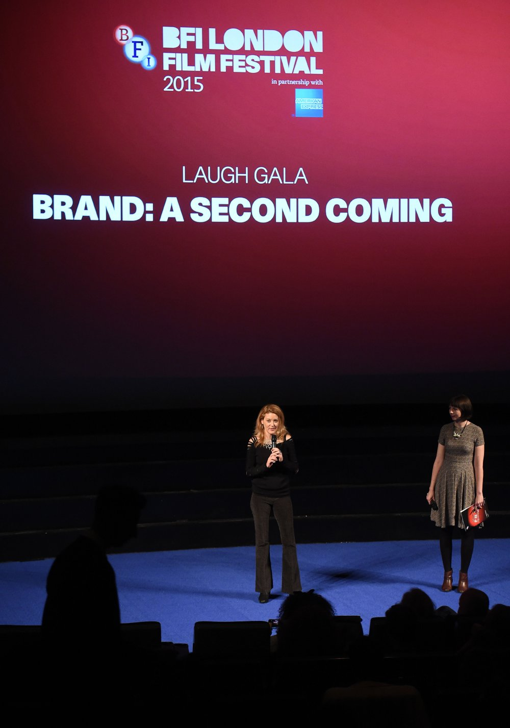 Director Ondi Timoner introduces Brand: A Second Coming at Vue Leicester Square