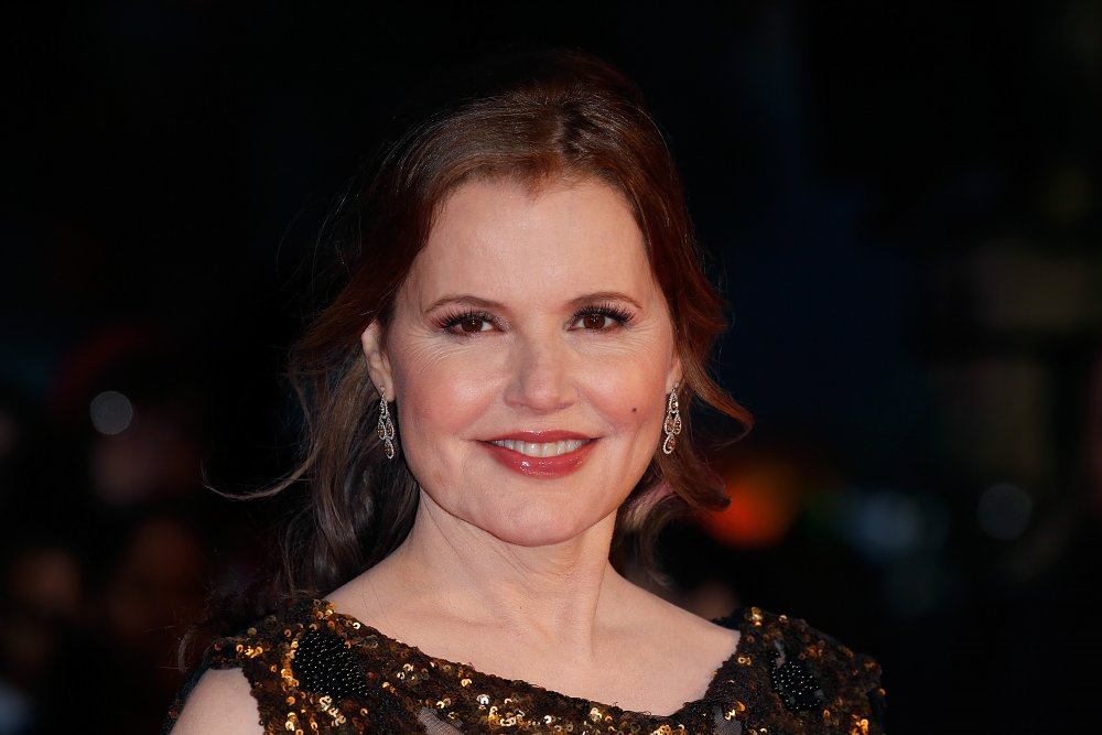 Geena Davis at the Opening Night Gala premiere of Suffragette