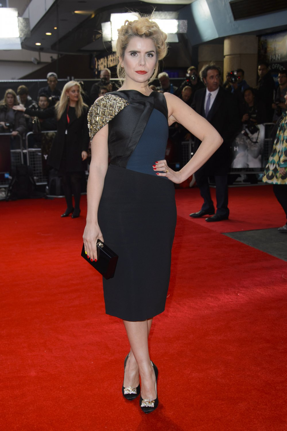 Paloma Faith at the Youth premiere