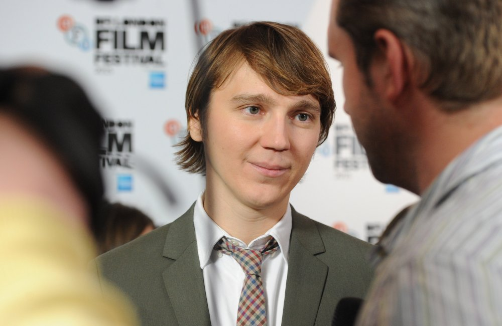 Paul Dano at the Youth premiere