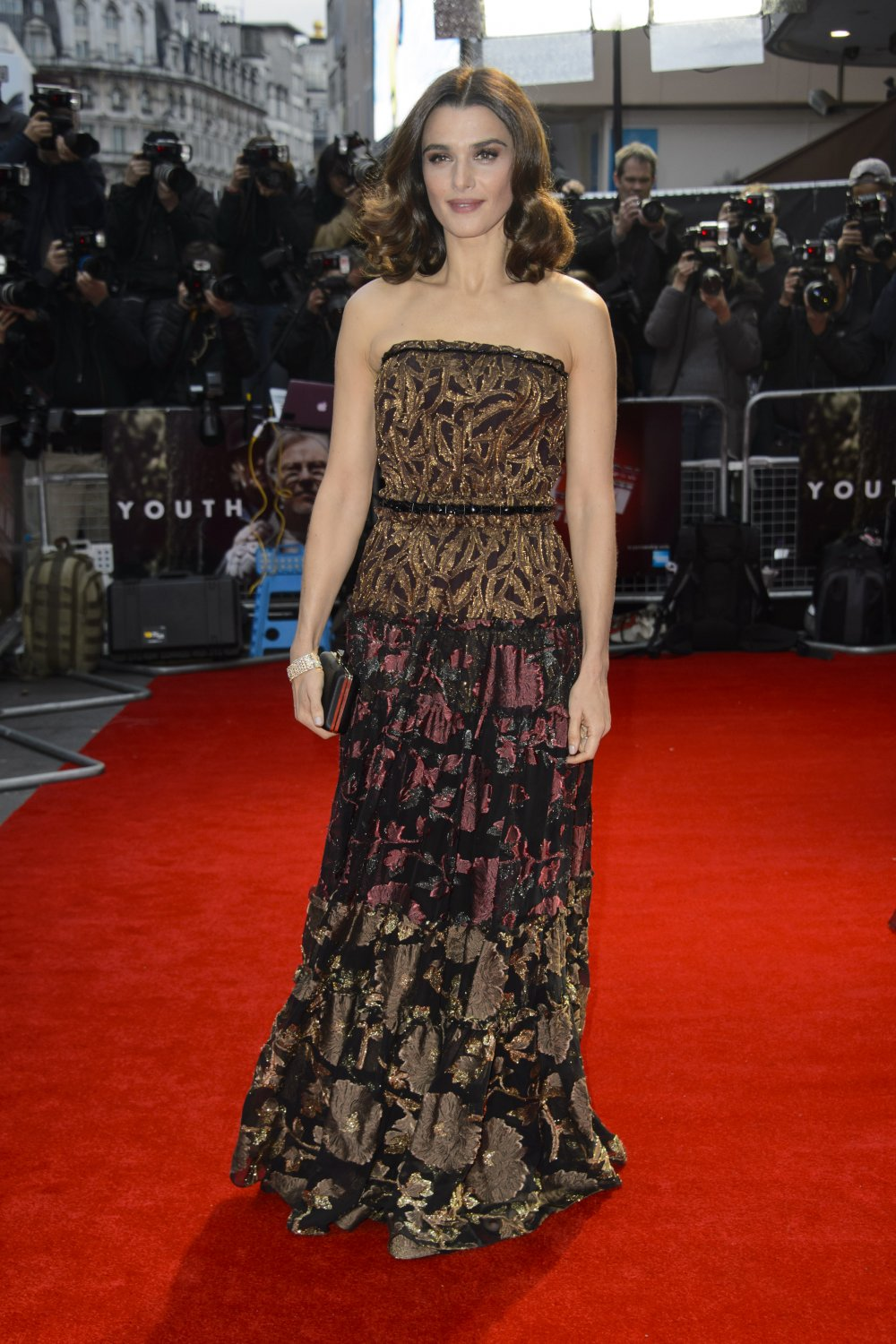 Rachel Weisz at the Youth premiere