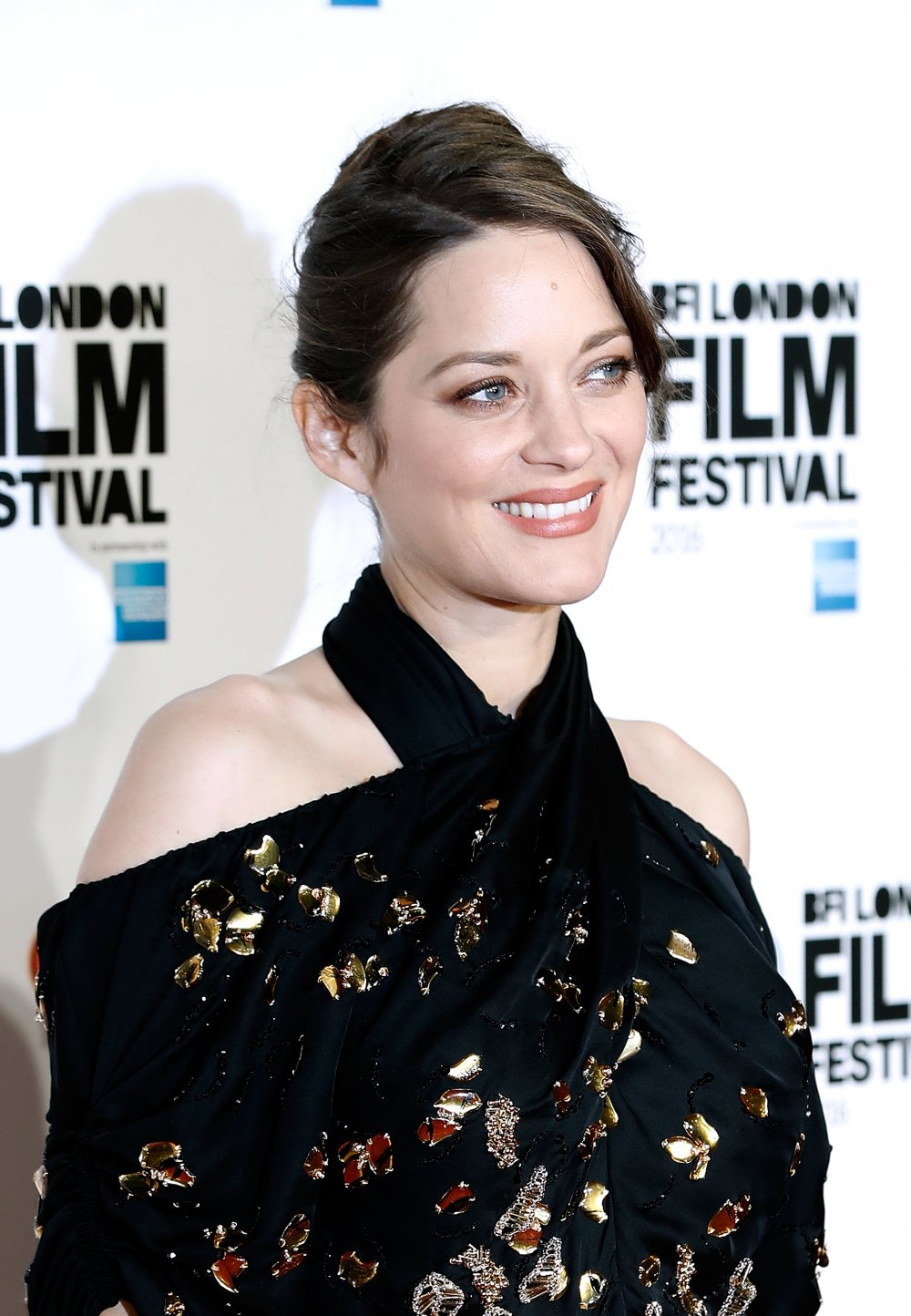 Marion Cotillard attends the It's Only the End of the World BFI Flare Special Presentation screening during the 60th BFI London Film Festival