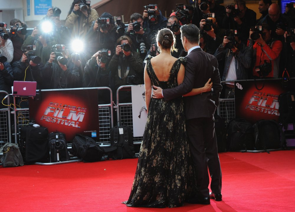 The Lobster premiere at the 59th BFI London Film Festival