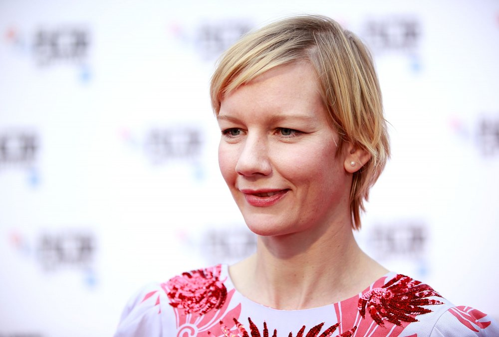 Sandra Huller attends the Toni Erdmann Laugh Gala screening in association with Sight & Sound during the 60th BFI London Film Festival