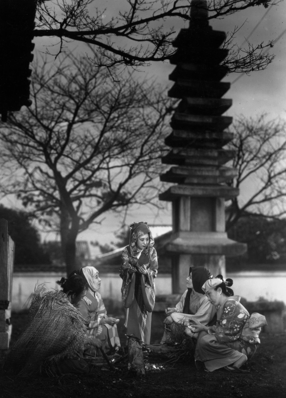 The Life of Oharu (1952)