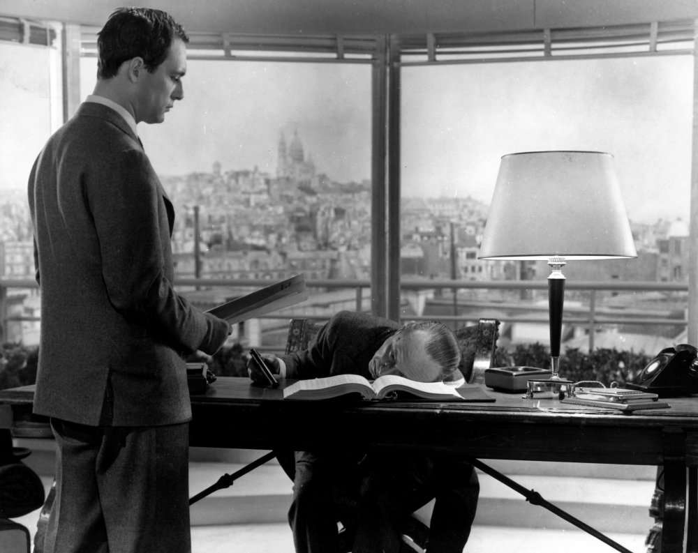 Lift to the Scaffold (1958)