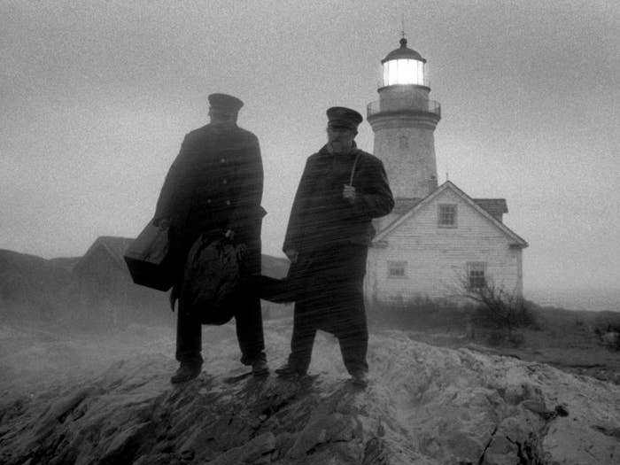 Robert Eggers: Five influences that shaped The Lighthouse | BFI