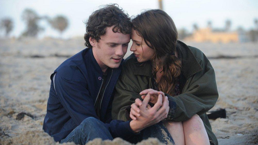 Anton Yelchin and Felicity Jones in Like Crazy (2011)