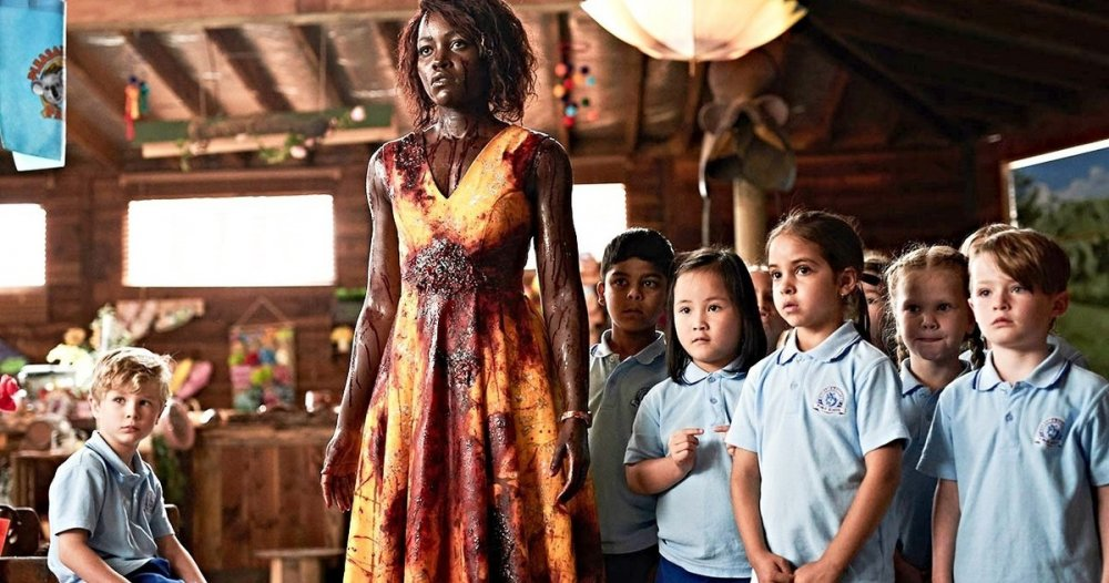 Lupita Nyong'o as Miss Audrey Caroline in Little Monsters