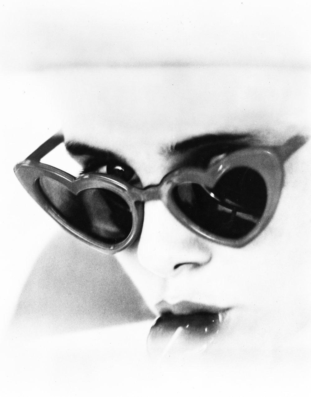 Dolores Haze (Sue Lyon) in Lolita (1962)