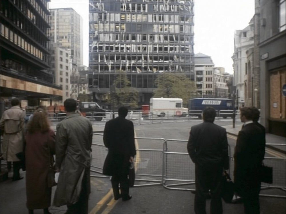 Terrors of yesteryear: the IRA leaves its mark in Patrick Keiller's London (1994)