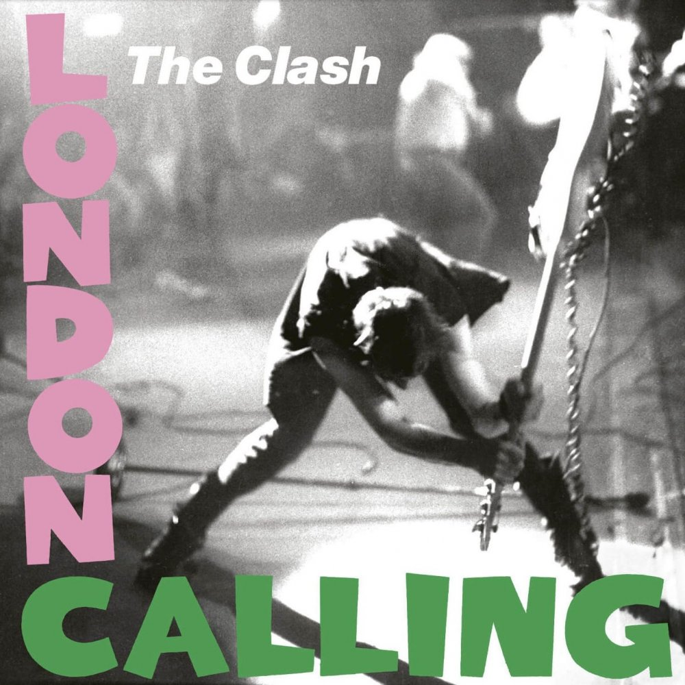 London Calling by The Clash, released on 14 December 1979