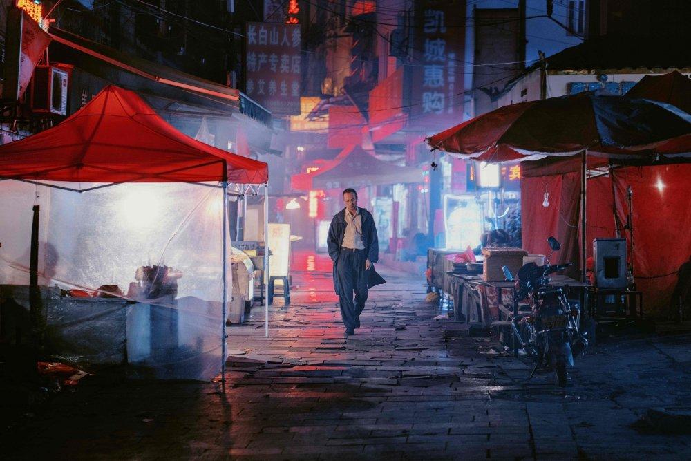 A Long Day 's Journey into Night (Di qiu zui hou de ye wan, 2018)