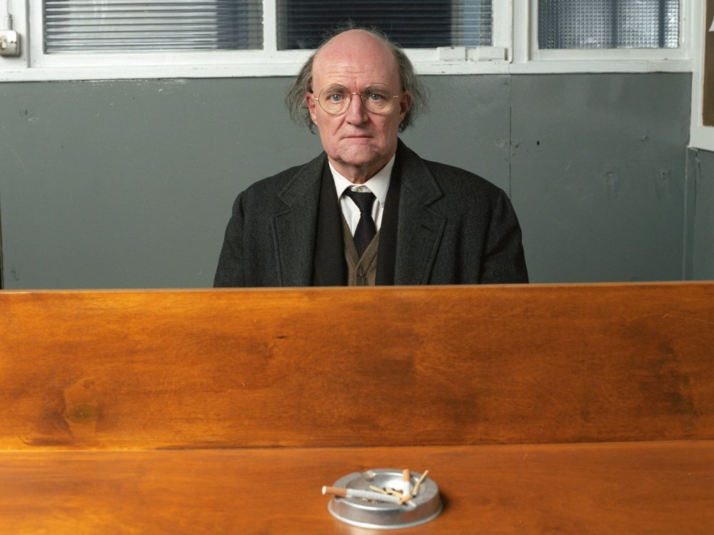 Jim Broadbent in Longford (2006)