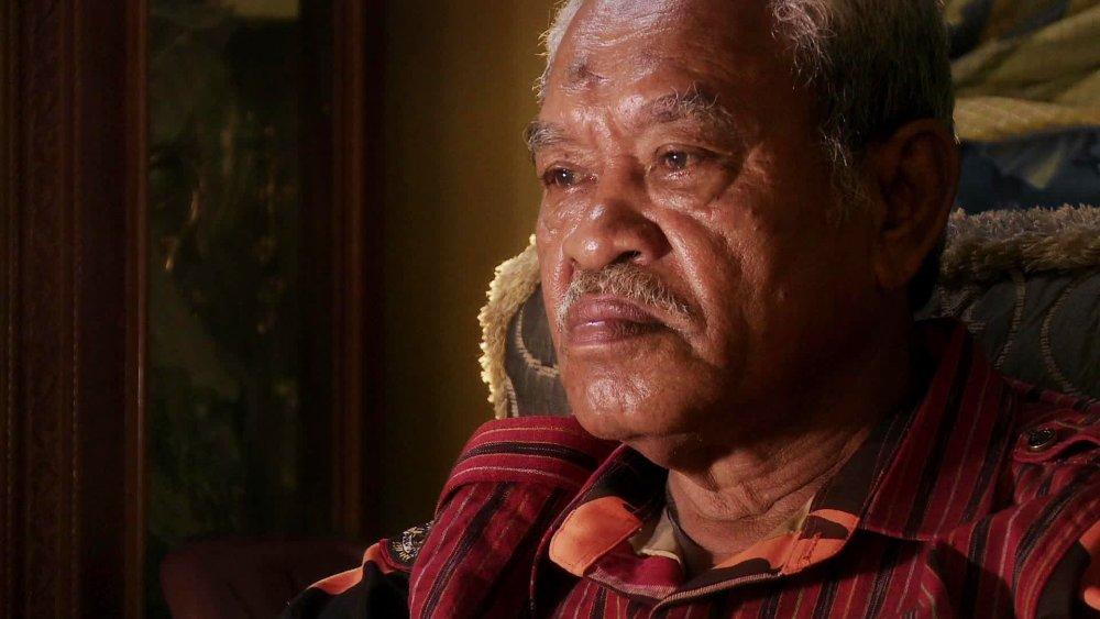 A former leader of the Komando Aksi killing squad