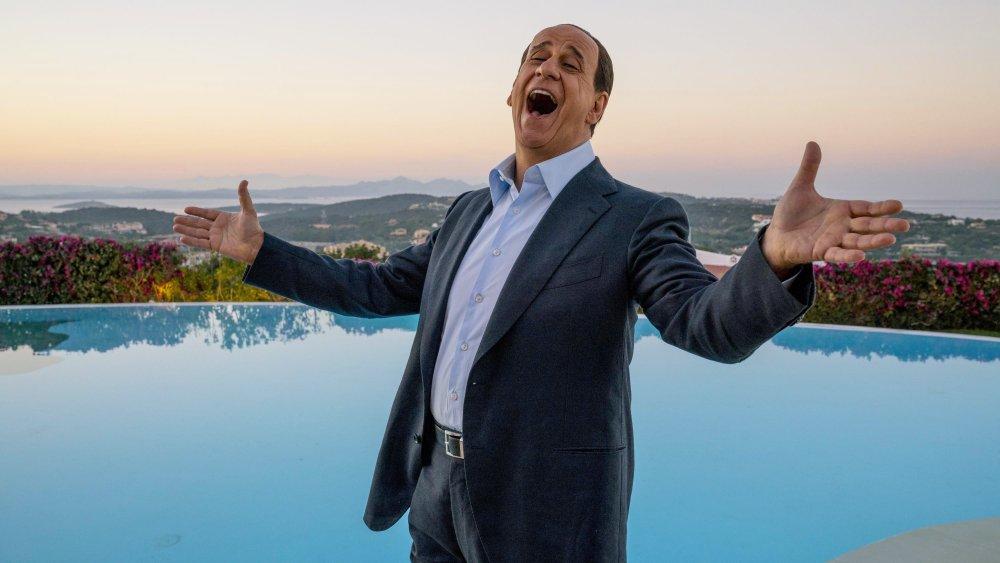 Toni Servillo as Silvio Berlusconi in Loro